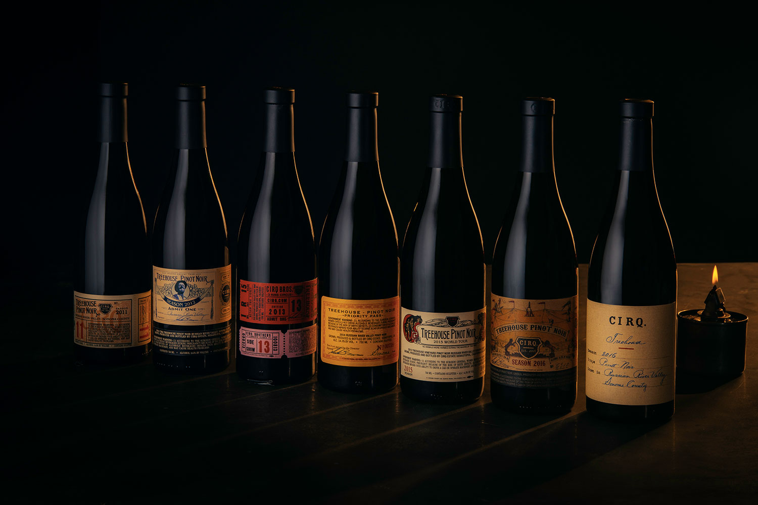 Our Vintages